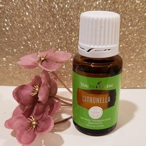 NWT Young Living Citronella Essential Oil 15ml